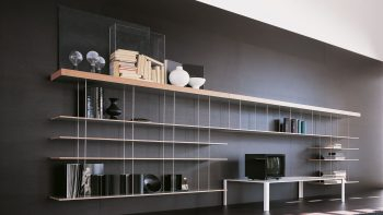 Graduate Storage Shelving Unit