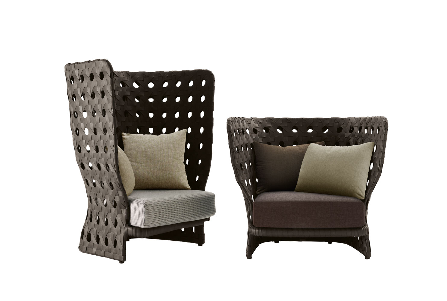 Bb Italia Outdoor Canasta Armchair Buy From Campbell Watson Uk
