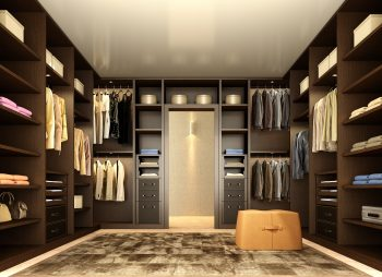 EmmeBi Atlante Walk In Wardrobe
