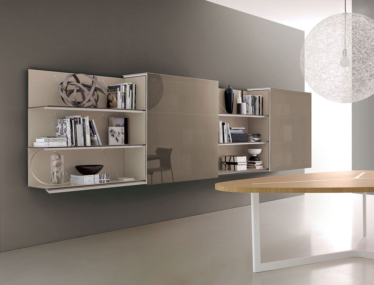 B B Italia Pab Storage System Buy From Campbell Watson Uk