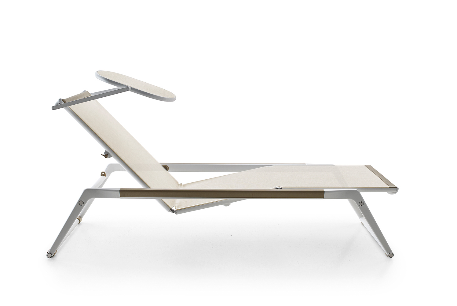 Bb Italia Outdoor Mirto Chaise Longue Buy From Campbell