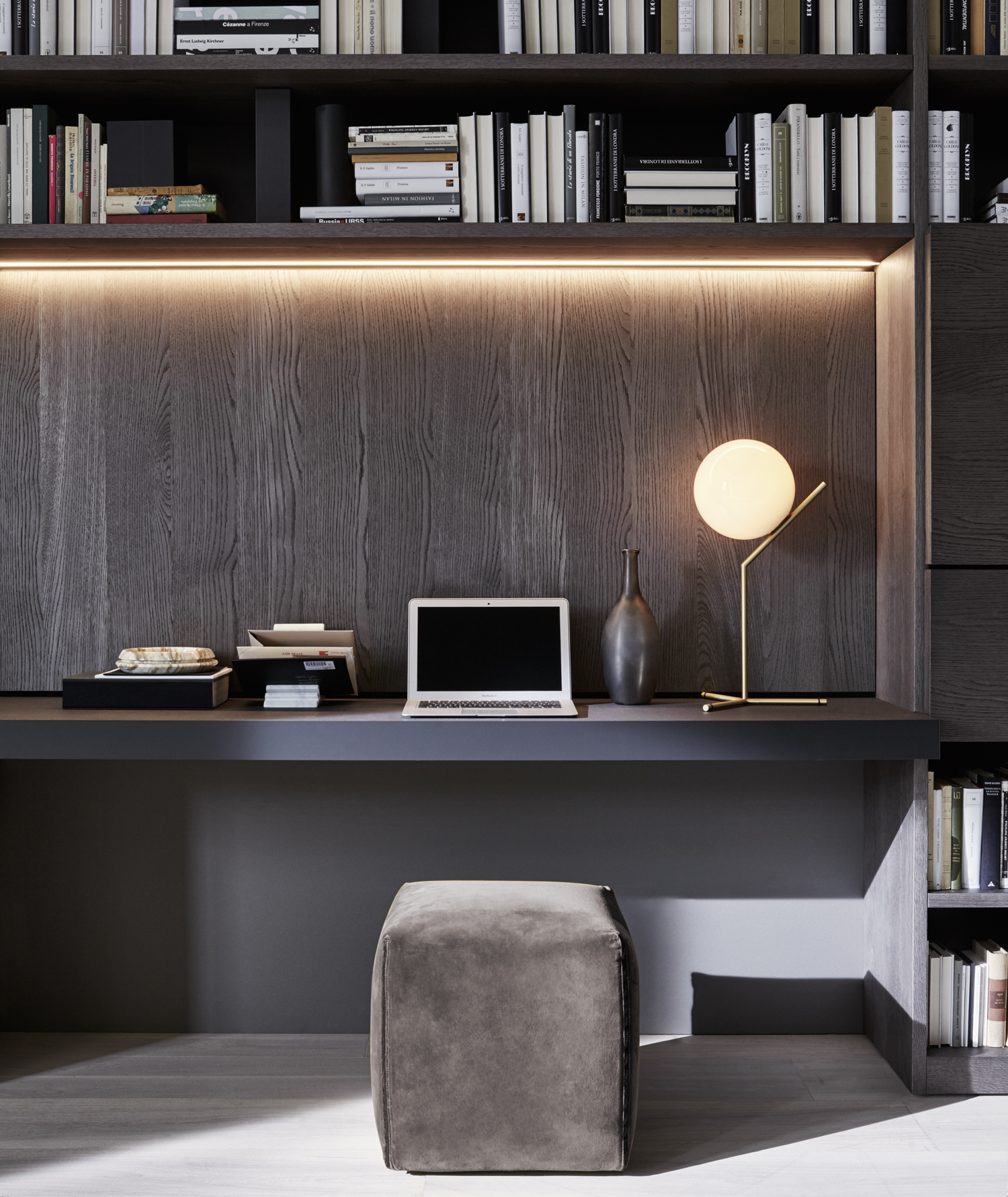 Molteni c 505 storage system buy from campbell watson for Molteni furniture