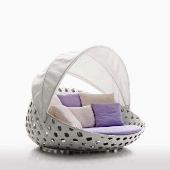 CANASTA Oval Sofa