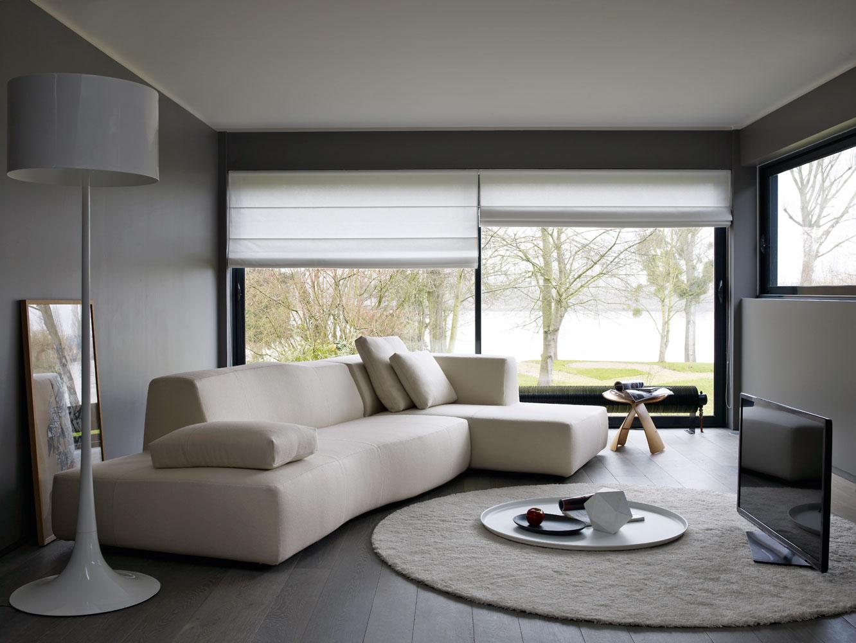 B&B Italia Bend Sofa | buy from Campbell Watson UK