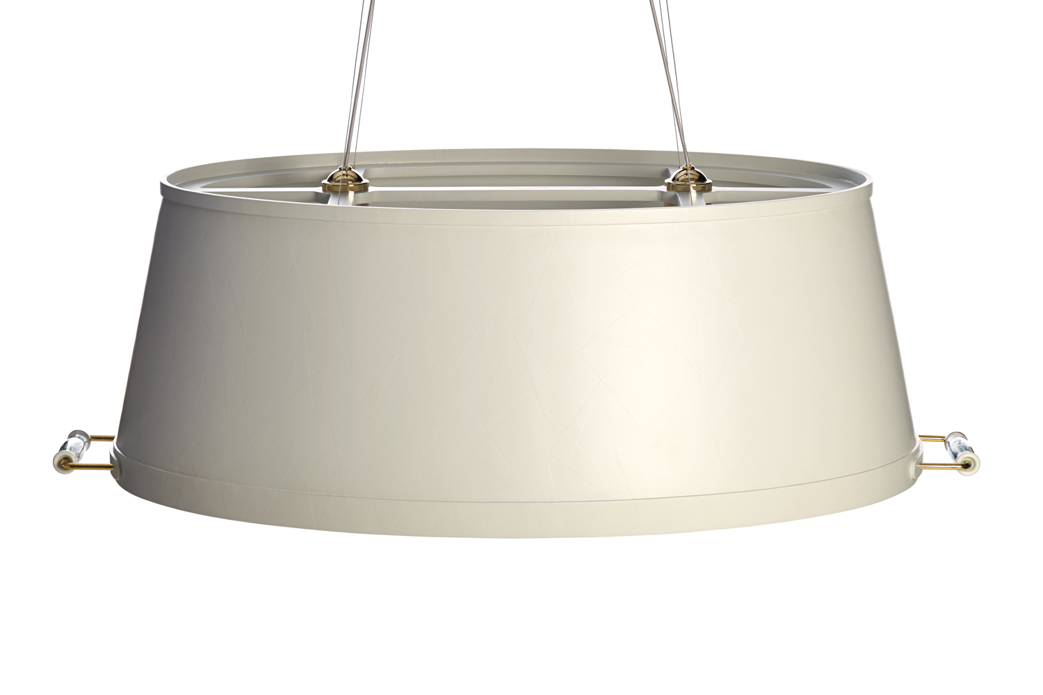 Moooi tub suspension lamp buy from campbell watson uk for Suspension 4 lampes