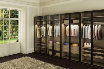 Atlante Wind Hinged Wardrobe