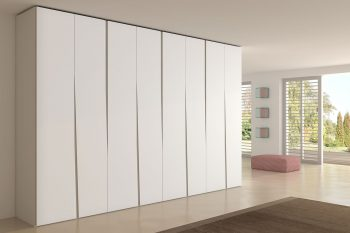 Sipario Hinged Wardrobe