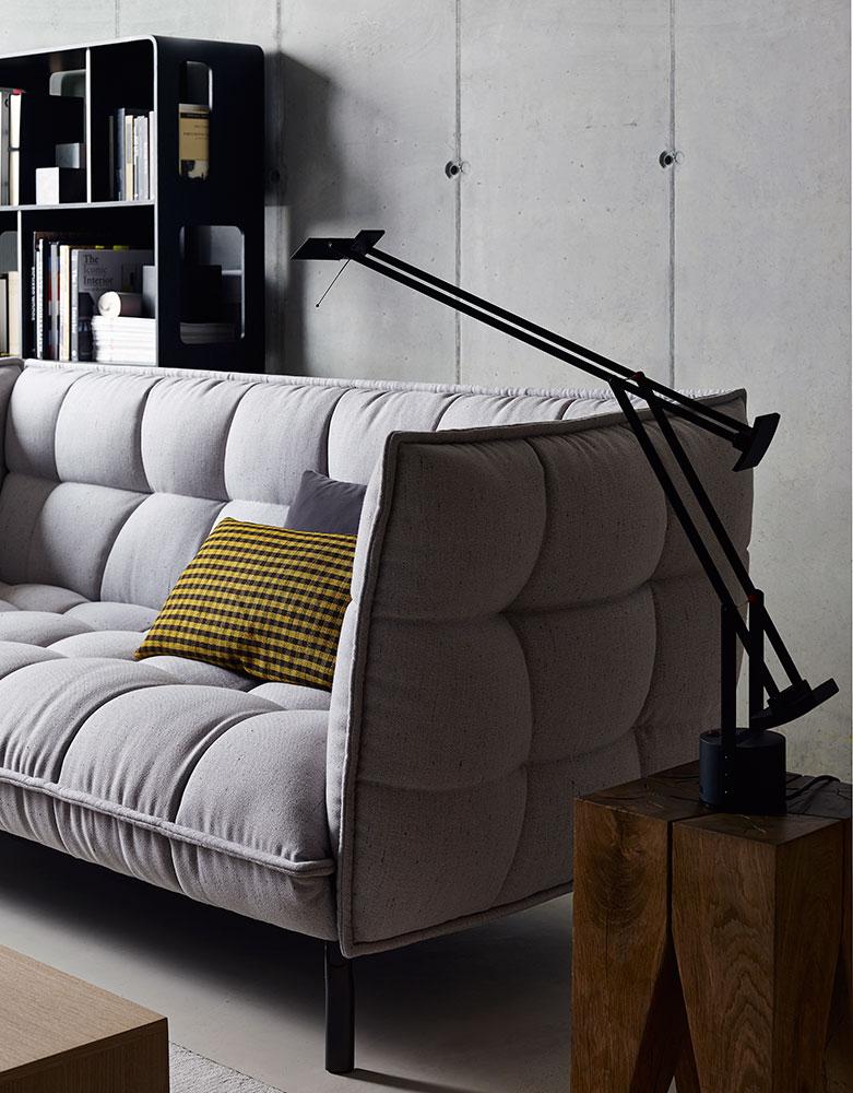 B Amp B Italia Husk Sofa Buy From Campbell Watson Uk