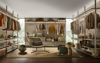 LEMA Hangar Walk in Wardrobe