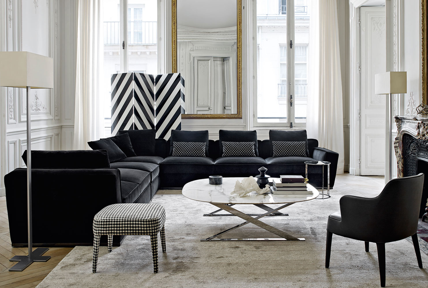 maxalto b b italia solatium sofa buy from campbell watson uk. Black Bedroom Furniture Sets. Home Design Ideas