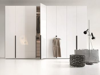 Flago Hinged Door Wardrobe