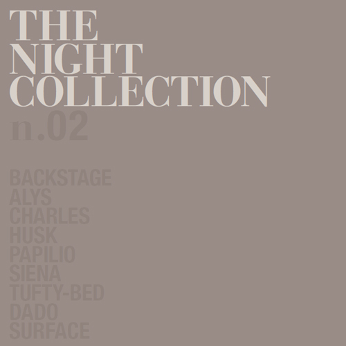B&B Italia The Night Collection