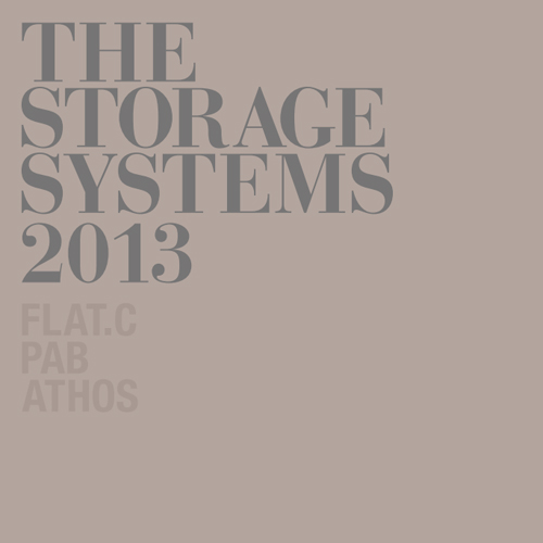 B&B Italia Storage Systems Brochure