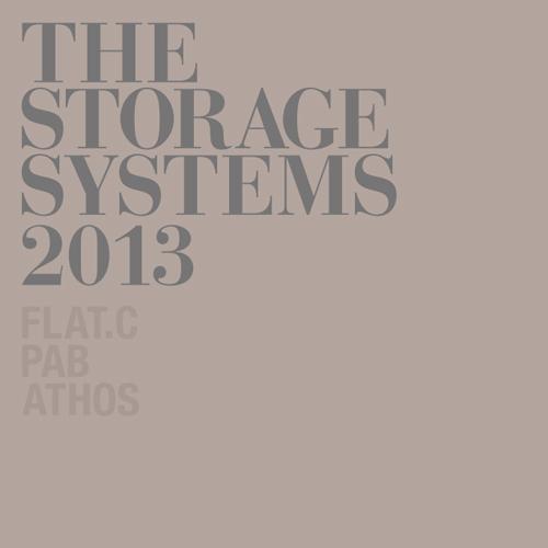 B&B Italia Storage Systems Brochure