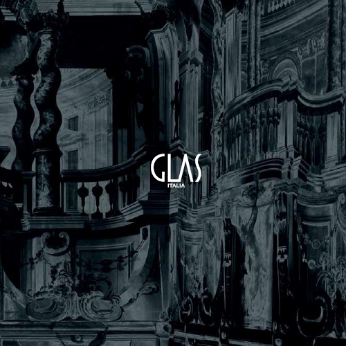 Glas Catalogue '12 cover
