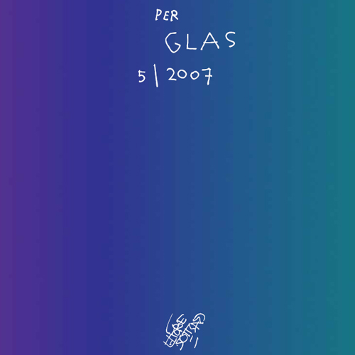 Glas Sottsass cover