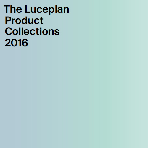 Luceplan catalogue cover