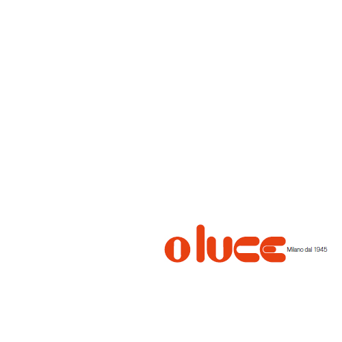 Oluce catalogue cover