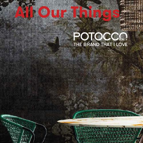 Potocco Catalogue cover