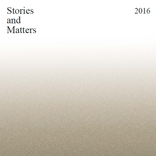 Stories and Matters cover