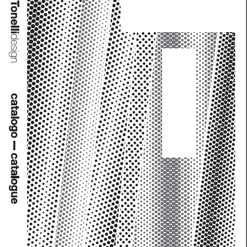 Tonelli Catalogue cover