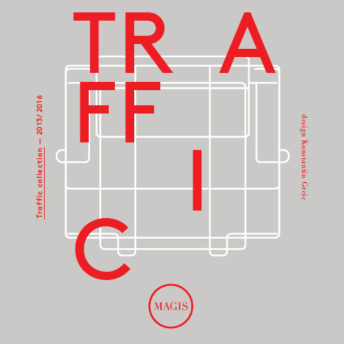 Magis Traffic '13-'16 cover