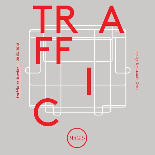 Magis Traffic '13-'16 cover