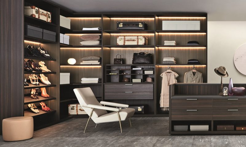 Gliss Master Walk In Wardrobe