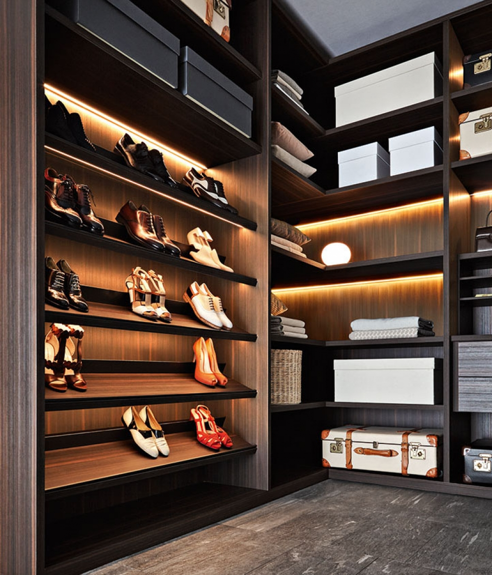 Molteni Amp C Gliss Master Walk In Wardrobe Buy At