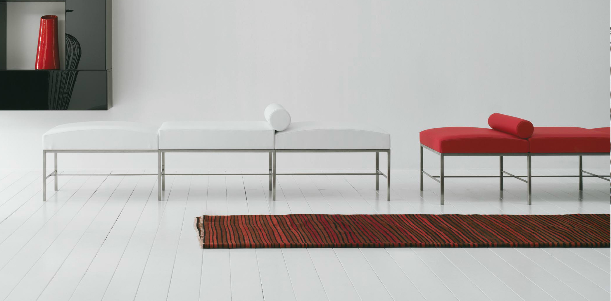 Modern Indoor Benches Contemporary Seating Campbell Watson Uk