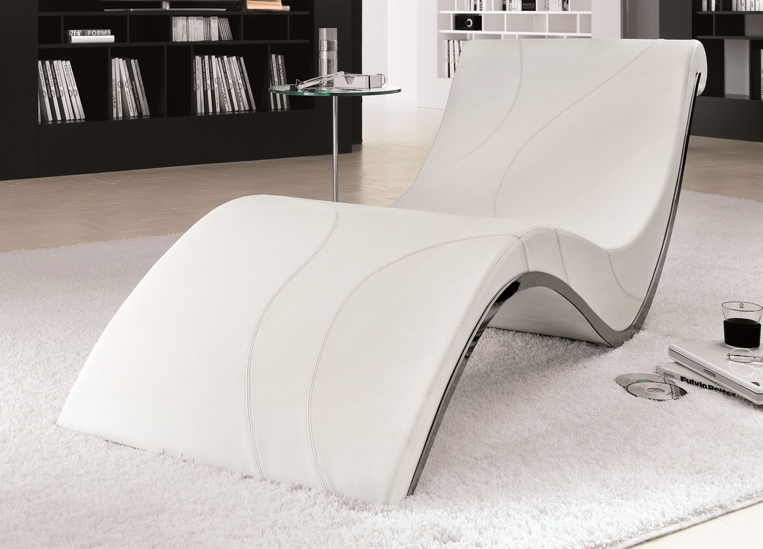 Contemporary designer chaise longues campbell watson uk for Chaise longues uk