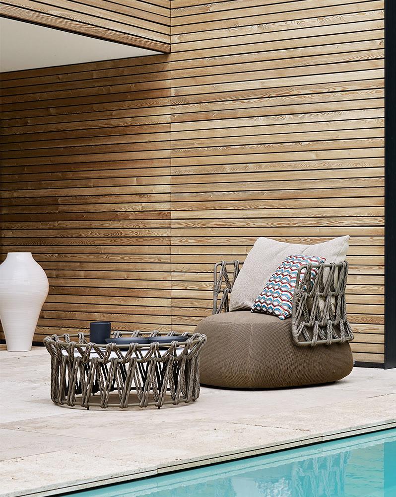 B b italia outdoor fat sofa armchair buy from campbell for B b italia outdoor