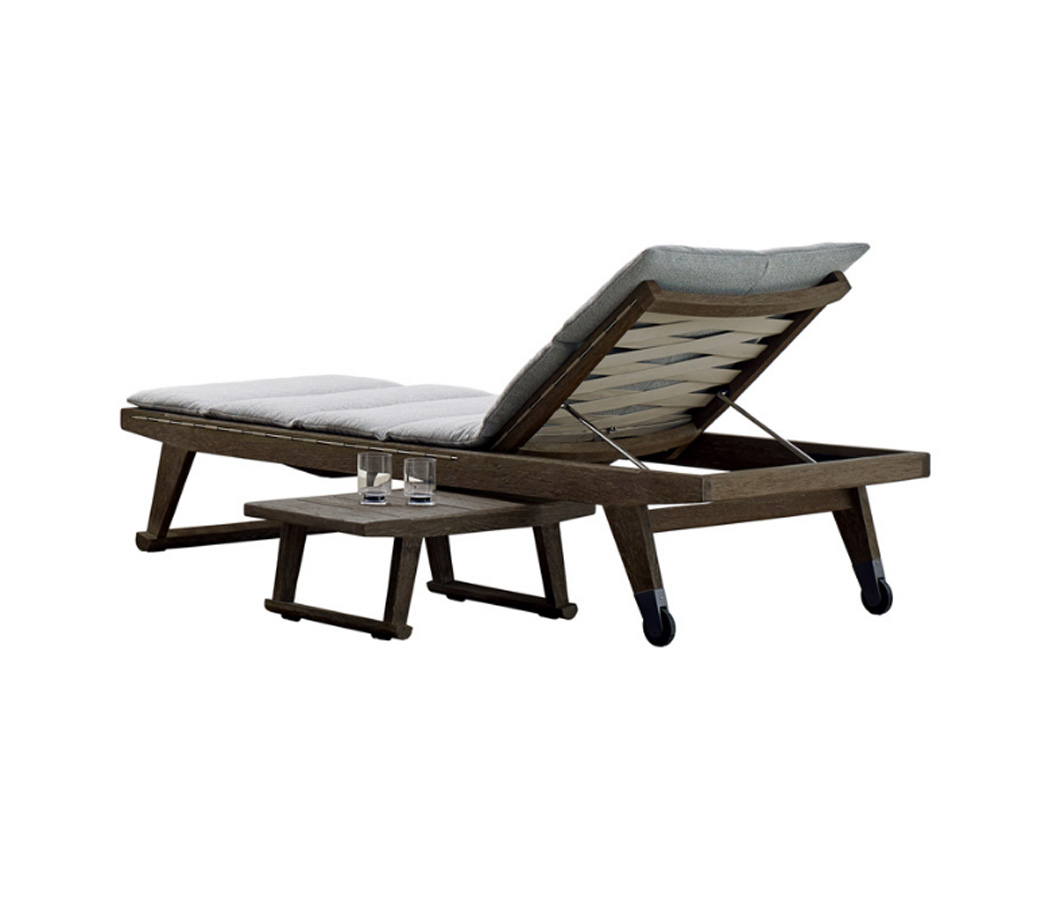 B b italia outdoor gio chaise longue buy from campbell for Chaise longue chilienne