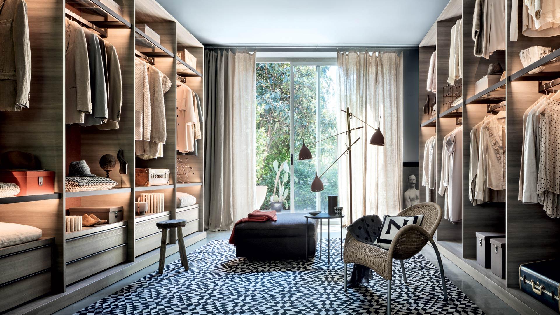 Fitted & Bespoke Walk In Wardrobes - Luxury Brands | Campbell Watson
