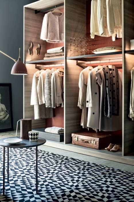 Lema Open Walk in Wardrobe 5