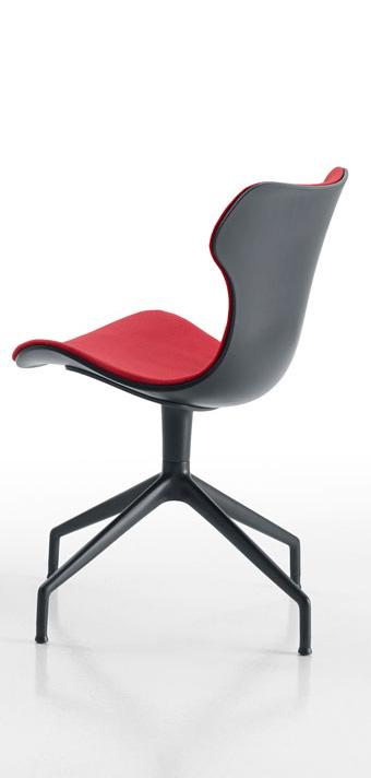 Papilio Shell Desk Chair