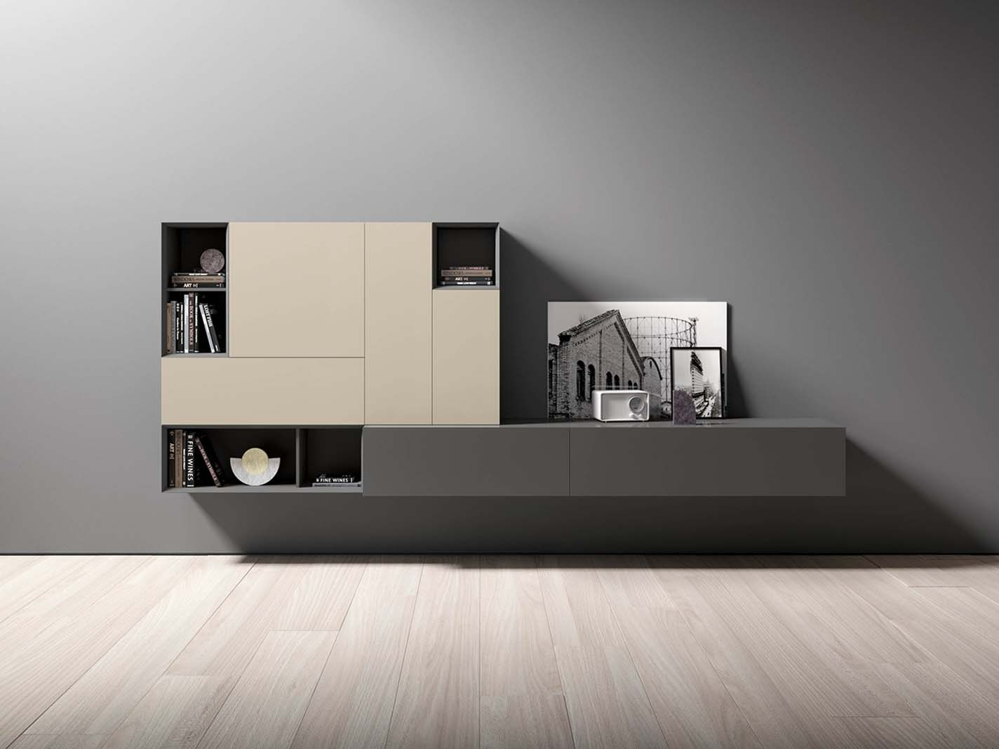 Pianca Spazio Storage System Buy From Campbell Watson Uk