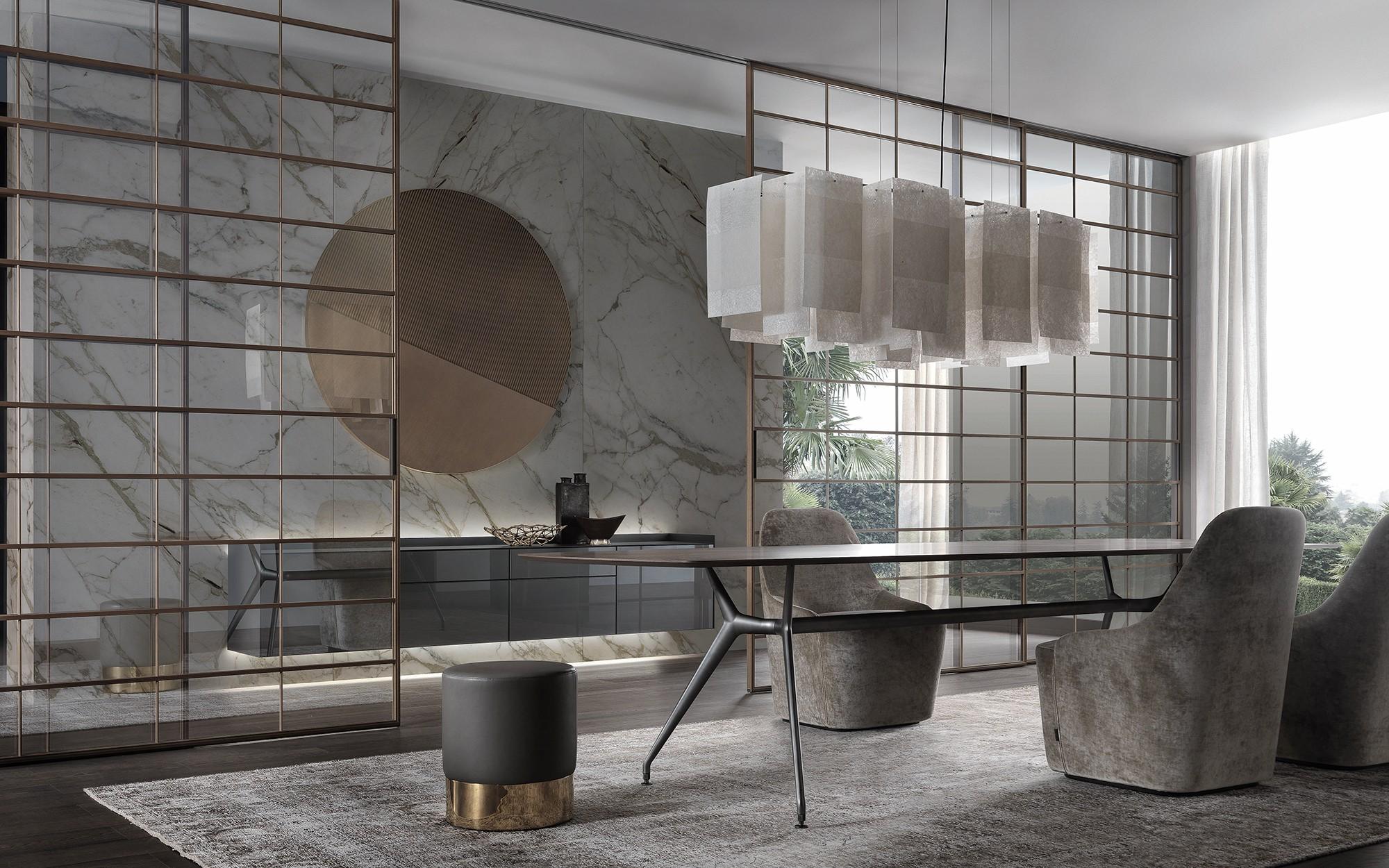 rimadesio soho sliding doors buy from campbell watson uk. Black Bedroom Furniture Sets. Home Design Ideas