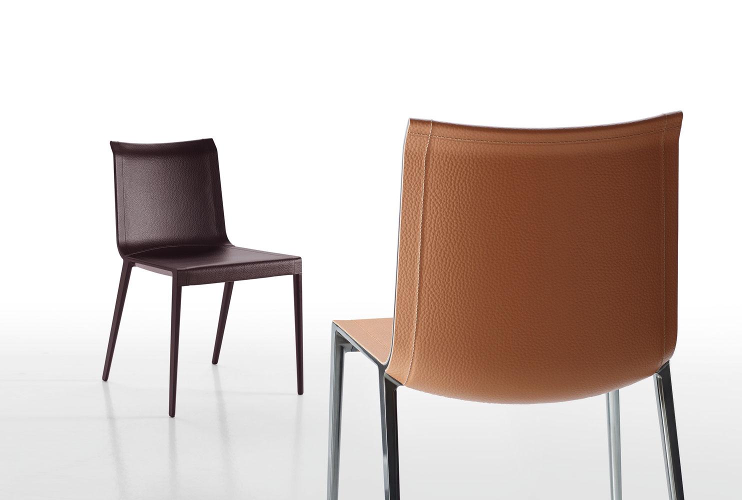 Charlotte Dining Chair; Charlotte Dining Chair  sc 1 st  C&bell Watson & Bu0026B Italia Charlotte Dining Chair | buy from Campbell Watson UK