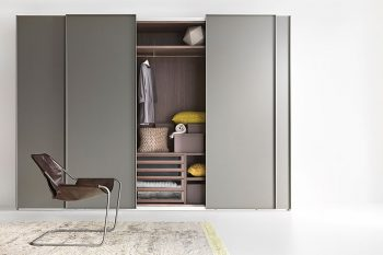 Liscia Sliding Door Wardrobe