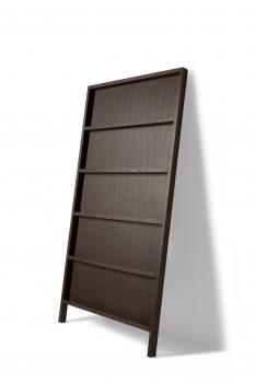 Oblique Wooden Display