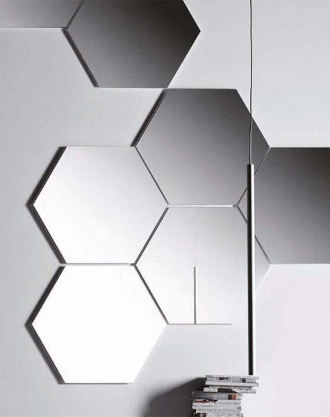 Hexagonal Geometrika Mirror