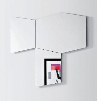 Trapezoidal Geometrika Mirror