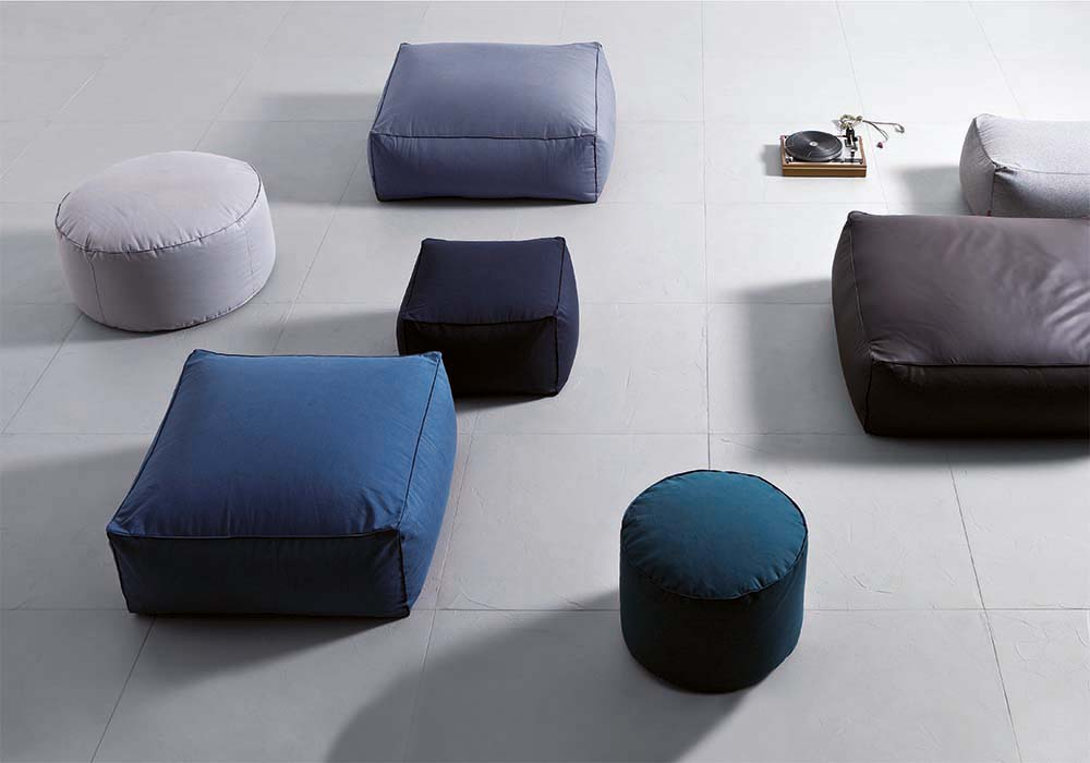 pianca limbo pouf buy from campbell watson uk. Black Bedroom Furniture Sets. Home Design Ideas