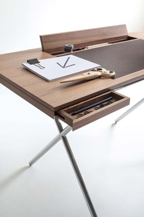 Novelist Writing Desk