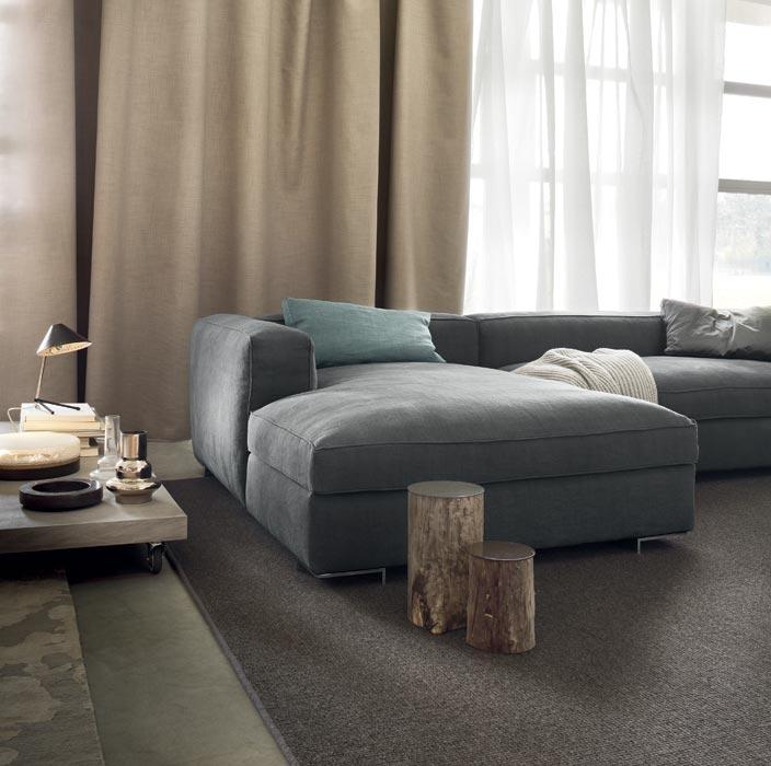 Lema snap sofa buy from campbell watson uk - Divano grigio abbinamenti ...