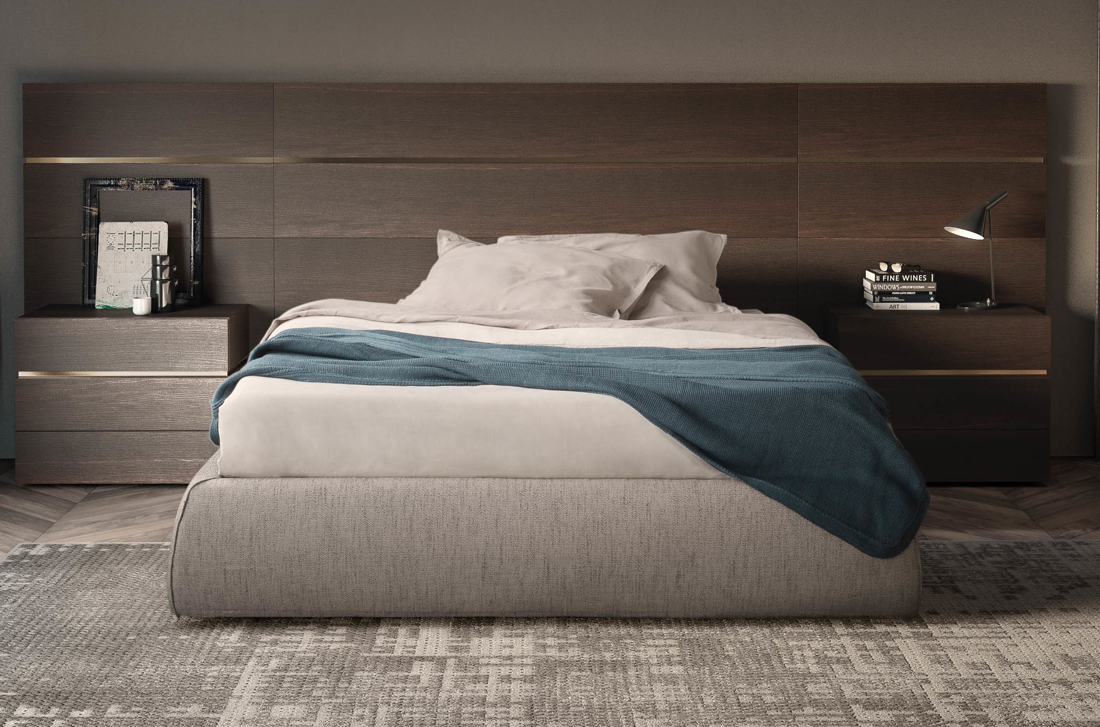 Modern Headboards Amp Designer Bed Wall Panels Campbell