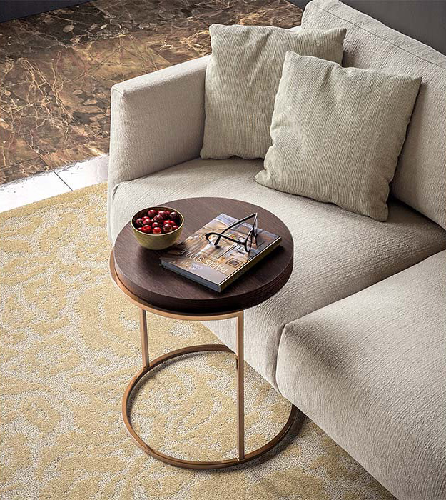 Servogiro Servoquadro Side Table