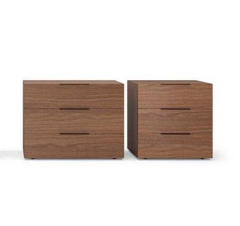 Spazio Bedside table
