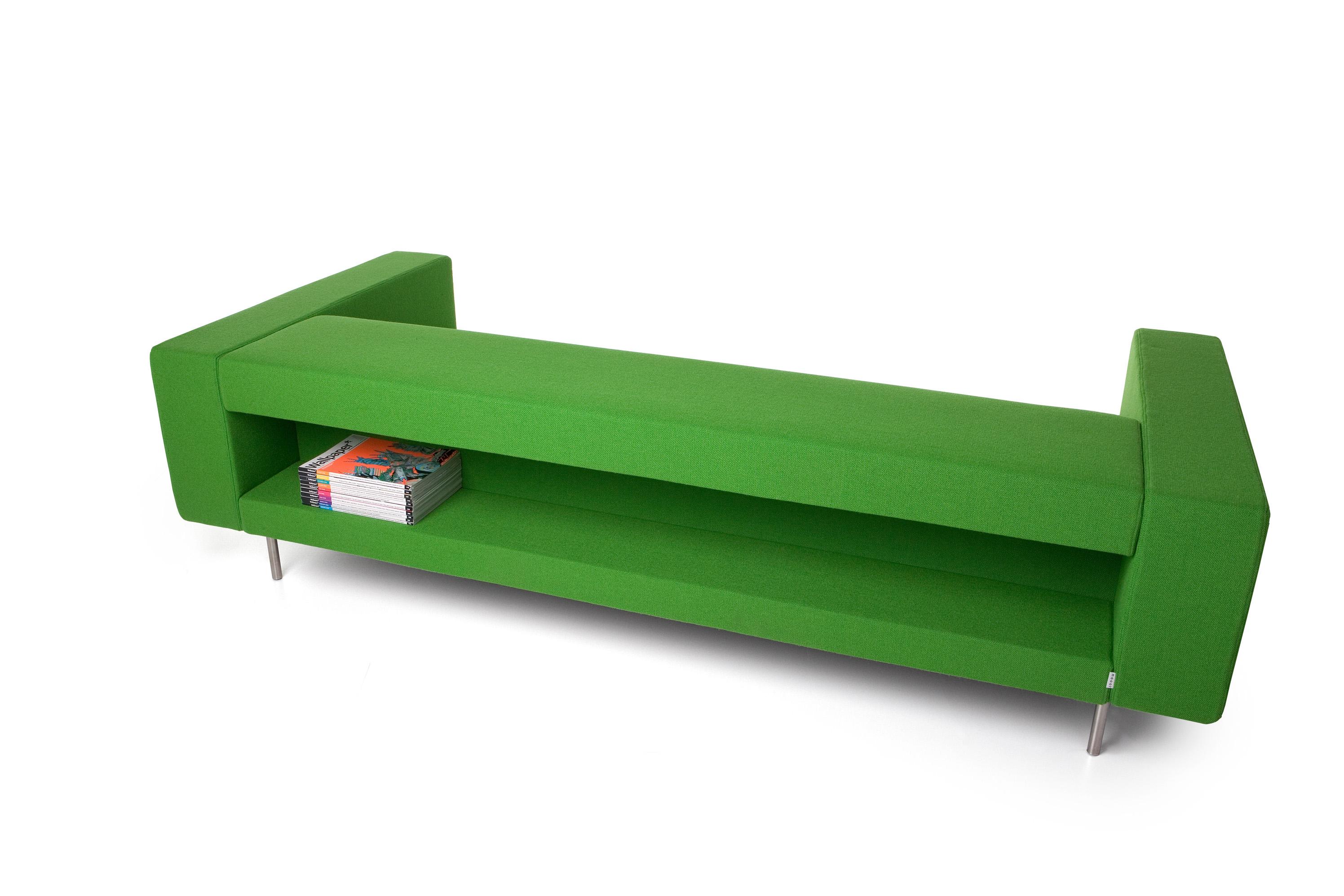 Bottoni Shelf Sofa